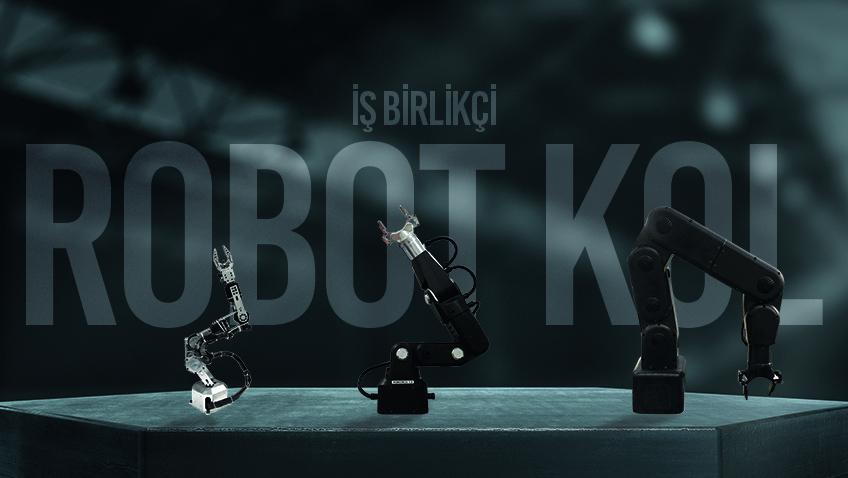 Endüstriyel Robot Projesi Robot Kol Projesi