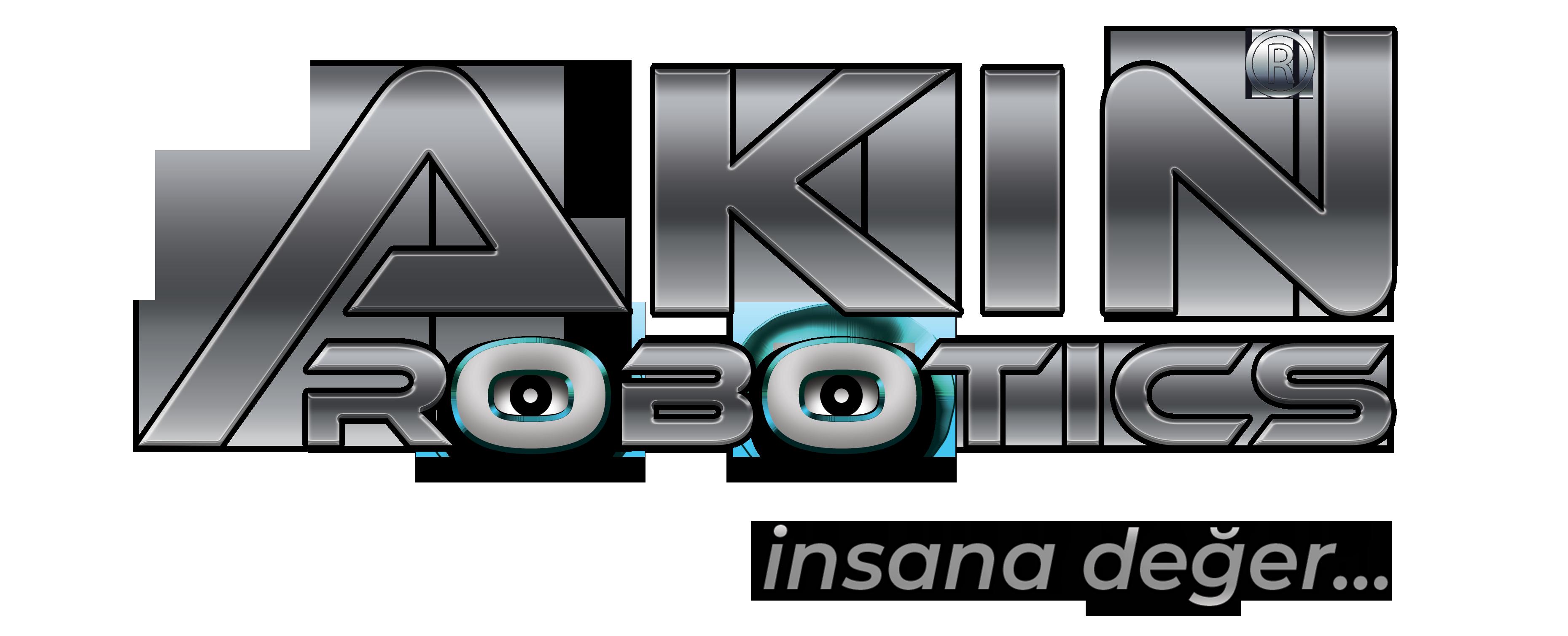 AKINROBOTICS Logo